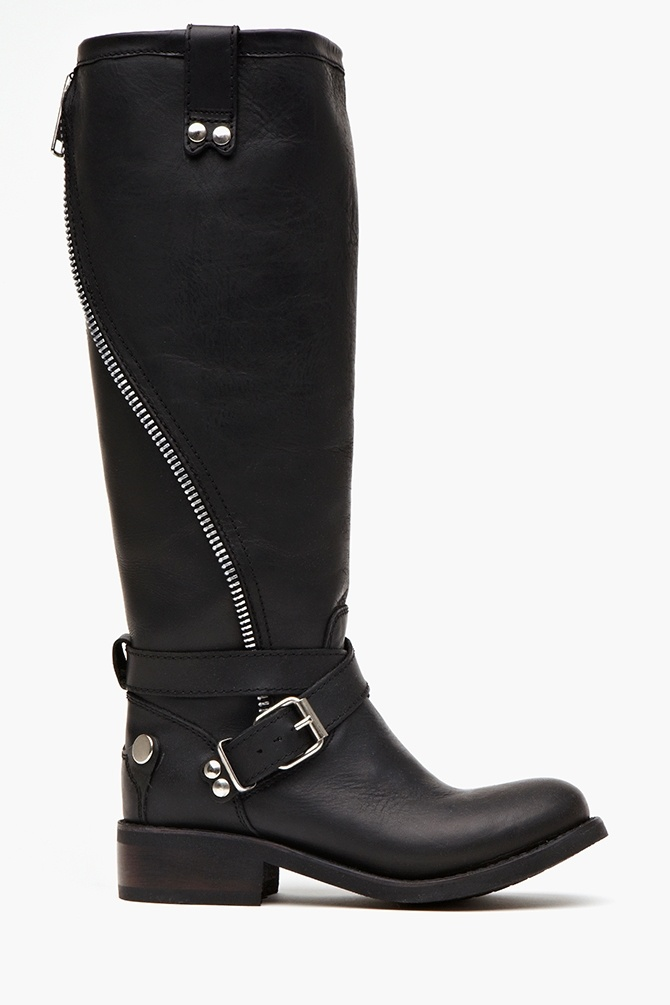 Tutor Moto Boot in Shoes at Nasty Gal