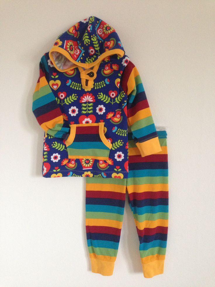 Gladkläder till gladbarnet.