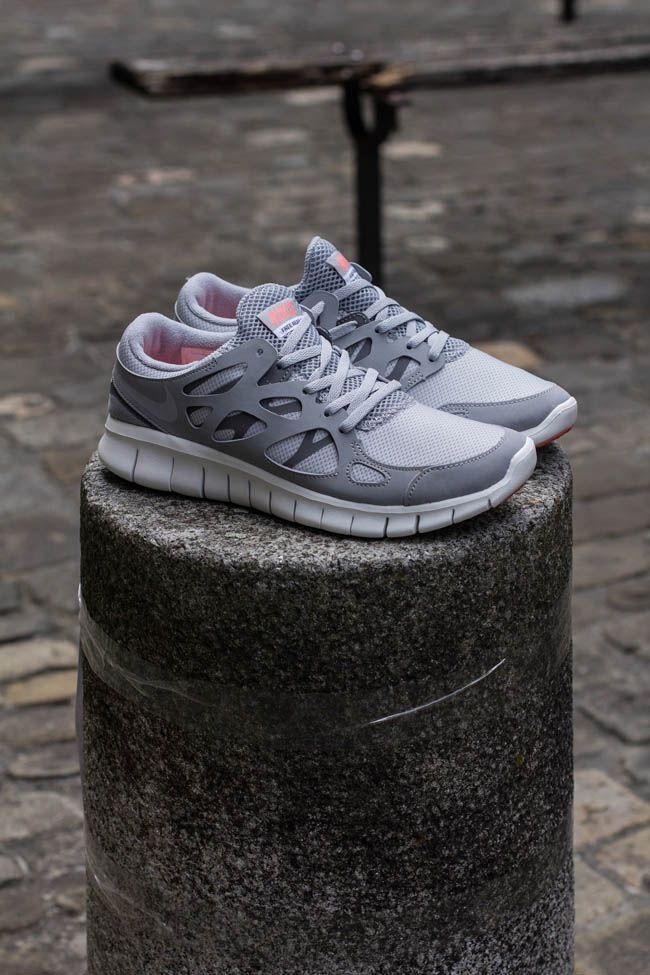 separation shoes 8068c 9a6d9 ... Nike WMNS Free Run 2 EXT Grey www.cheapshoeshubcom mens nike free ...