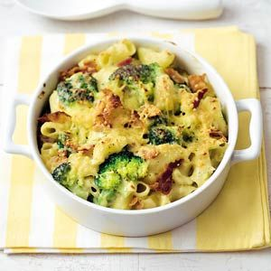 Recept - Mac 'n cheese met broccoli - Allerhande