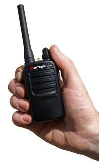 Zartek ZA-748 PMR UHF 446 464 license free portable handheld two-way 2-way radio…