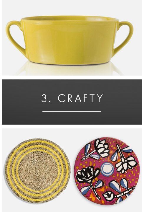From runway to home: crafty