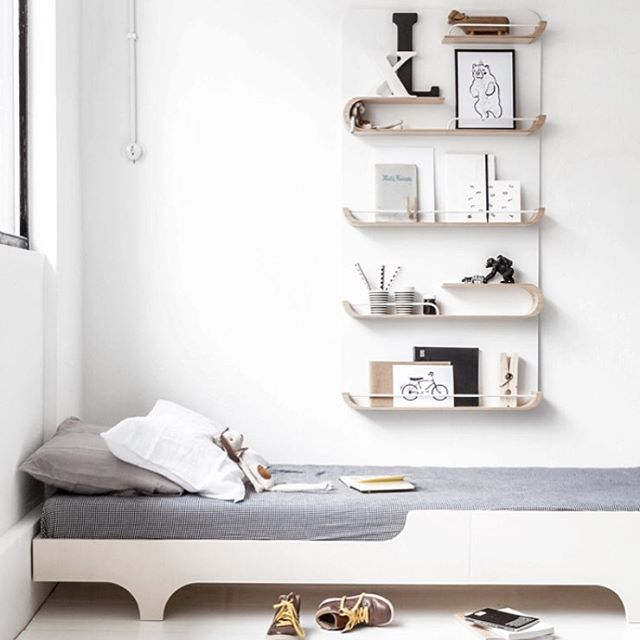 • THE GUIDE HOME •  This XL Shelf by Rafa Kids is simply amazing. theguideonline.com.au