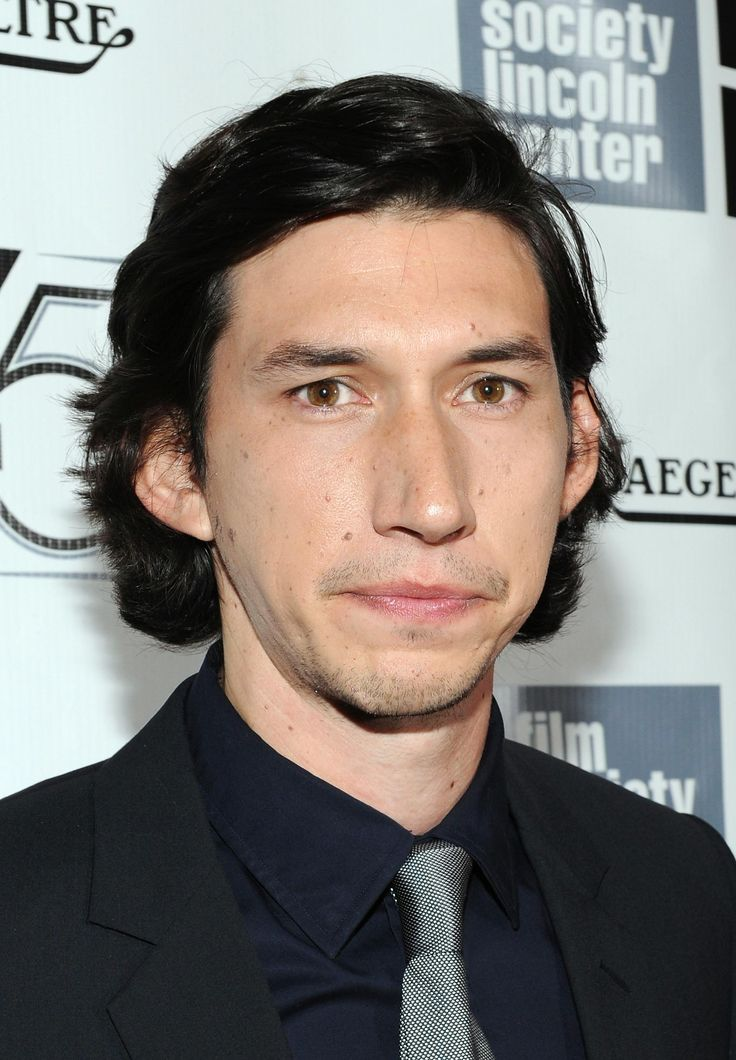 "Adam Driver of ""Girls"" fame is the new Star Wars villain"