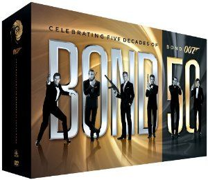 Amazon.com: Bond 50 :Celebrating 5 Decades of Bond: Bond 50: Celebrating Five Decades of Bond: Movies & TV