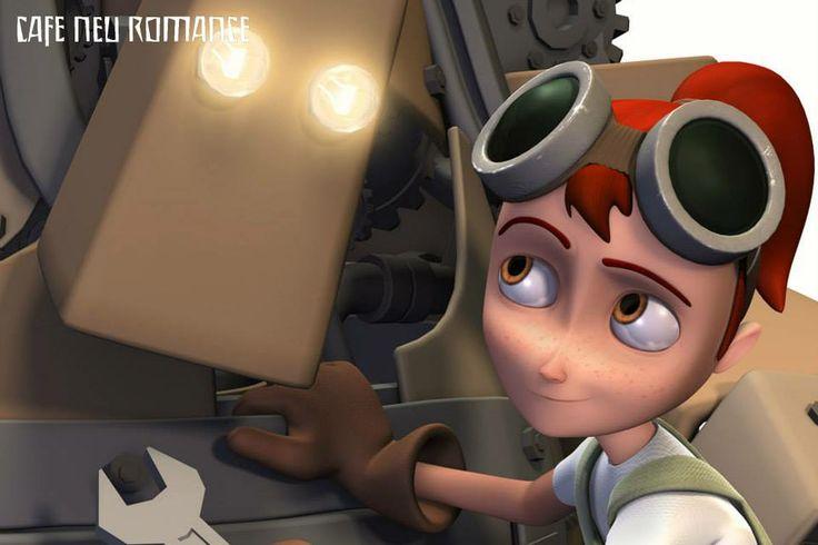 Mads Dam Jakobsen (DNK) directed the short animation Girl & Robot which was shown at Cafe Neu Romance 2013.  Info: http://cafe-neu-romance.com/press-media/cnr-2013/cnr-2013-films-av-girl-and-robot-%28dnk%29