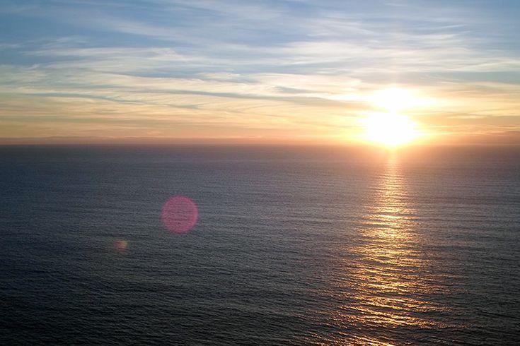 Sunset In Fisterra