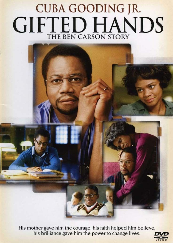 Gifted Hands The Ben Carson Story Dvd Filmes Cristaos