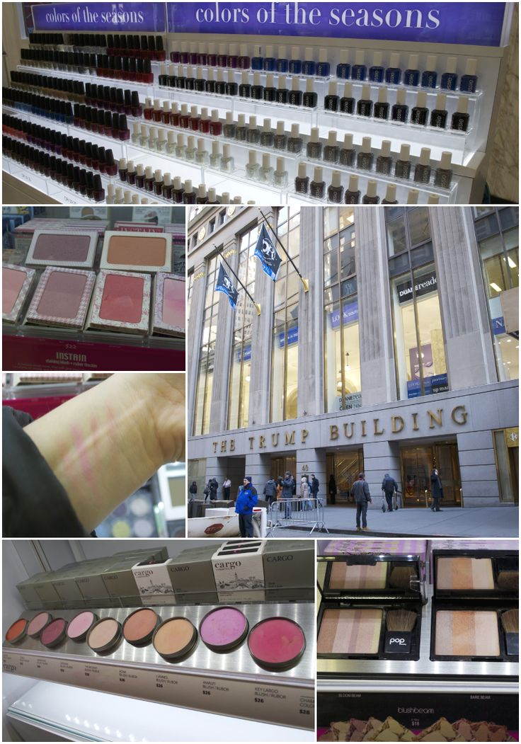 Look Boutique at 40 Wall Street Duane Reade - hello $10 manicures! #DRHoliday #Shop #Cbias