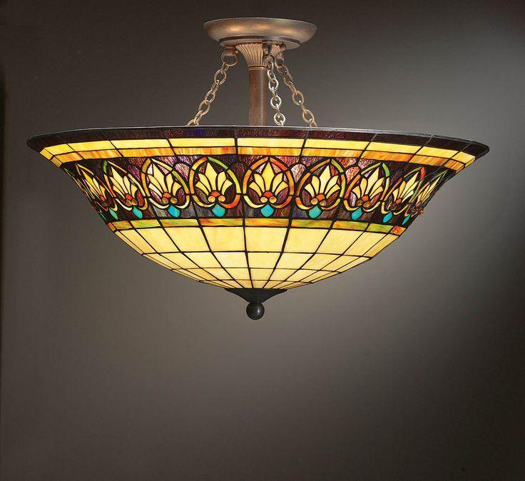 Tiffany Lighting Fixtures Lamps Blue Ceiling Fans Meyda