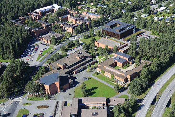 University of Eastern Finland, Joensuu campus