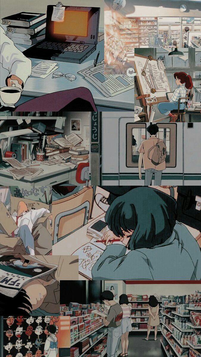 Locksjpr With Images Anime Wallpaper Iphone Cartoon