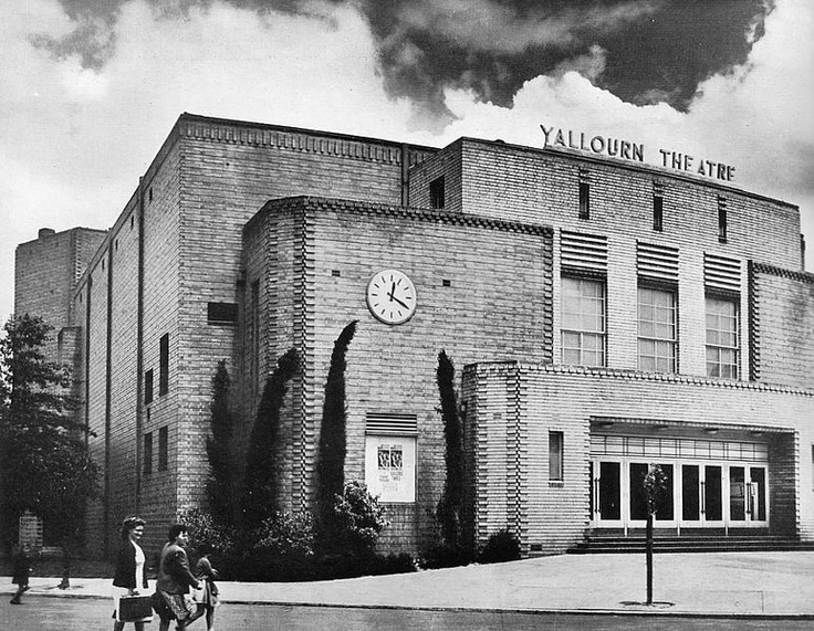 Yallourn Theatre, the flicks!