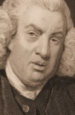 """Samuel Johnson ( #SamuelJohnson ) - an English poet, essayist, moralist, literary critic, biographer, editor and lexicographer who is described by the Oxford Dictionary of National Biography as """"arguably the most distinguished man of letters in English history"""" - born on Wednesday, September 18th, 1709 in Lichfield, Staffordshire, England"""