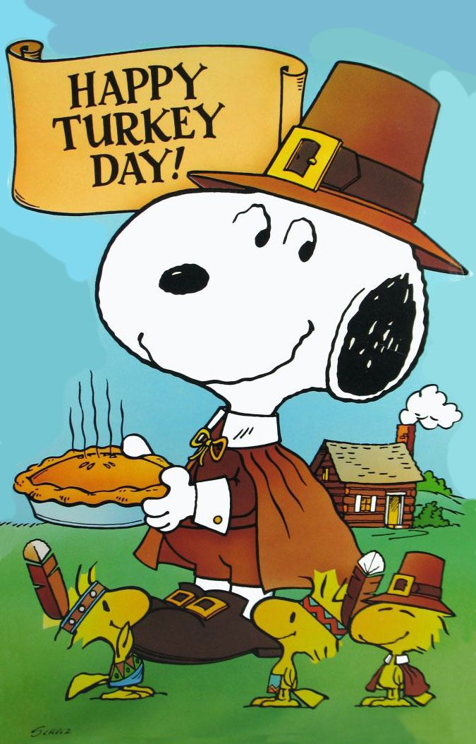 Turkey Day Hercules Style: Charlie Brown/Snoopy