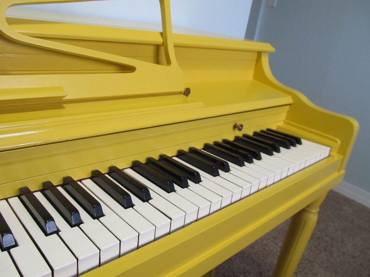25+ Best Ideas About Refinish Piano On Pinterest