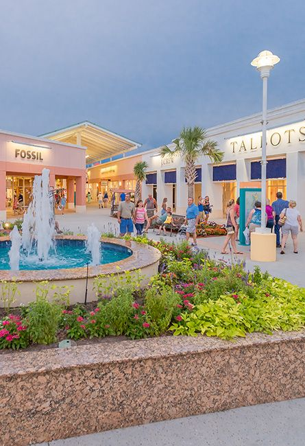 Tanger Outlets | Myrtle Beach - Hwy 17, South Carolina