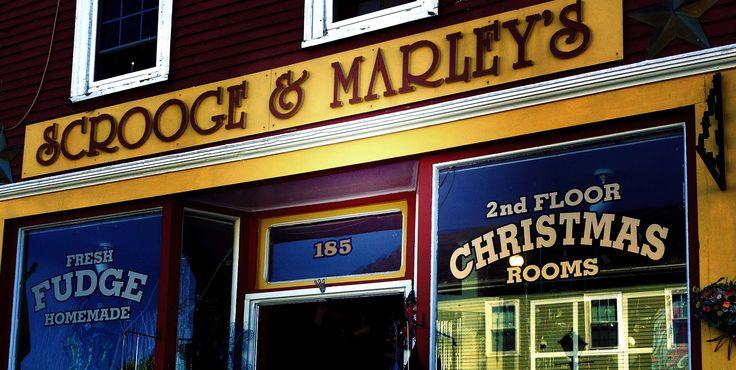 Scrooge & Marley's ~  St-Andrews  <3  <3