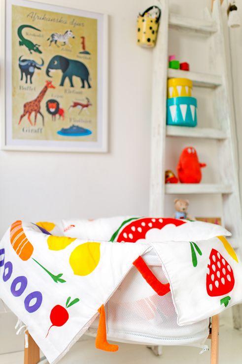 Bedding Watermelon Collection  #baby_room_ideas #modern_baby_room #baby_room #kids_room #newborn_sleeping #designer_baby #pokoik_dziecięcy #pościel_dziecięca #pościel_dla_dzieci