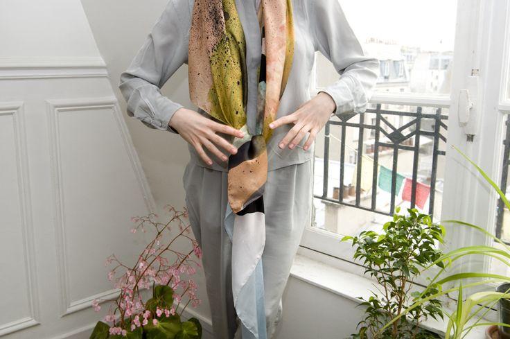 Cailloux - Collection Hortus - AW 2012