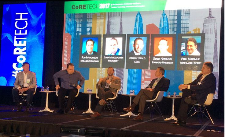 Smart Campus IoT Success Strategies  from Realcomm's CoREtech 2017