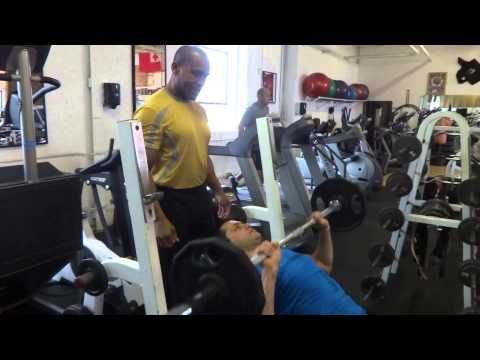 Fitness Trainer - San Francisco DAVID (Video 1)