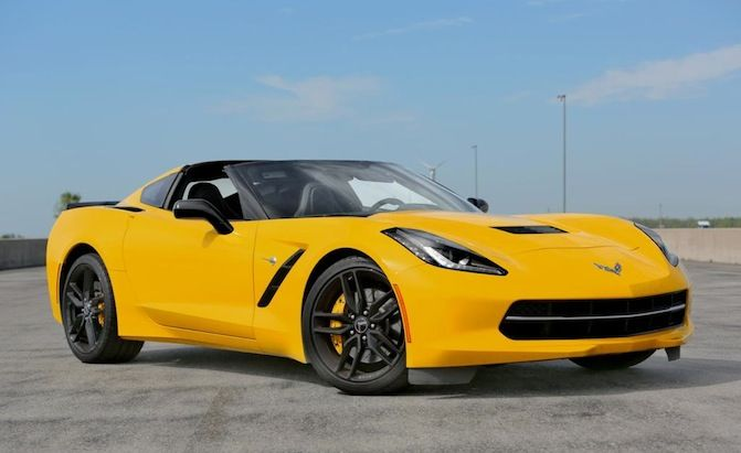 New Chevy Corvette Stinger Sports Car Experts Reviews Price
