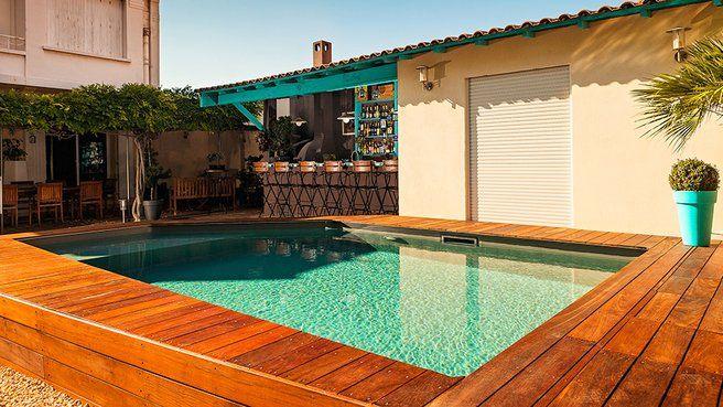 20 piscines qui prouvent que les structures hors sol for Belle piscine hors sol