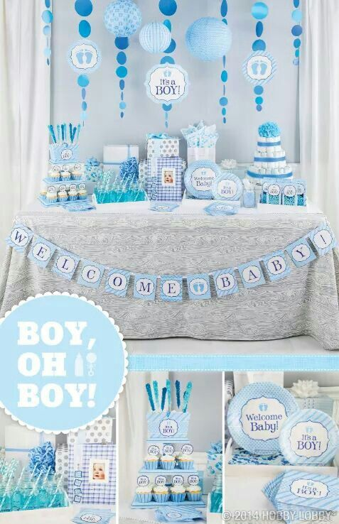 621 best baby shower planning images on pinterest events decorations and c - Idee deco baby shower ...