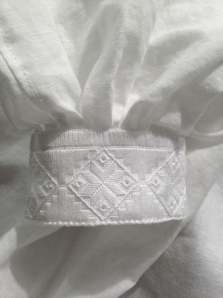 Bunad shirt-2
