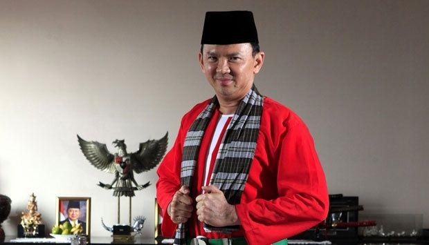 Ahok Jadi Kepala Daerah Terbaik Se-Indonesia