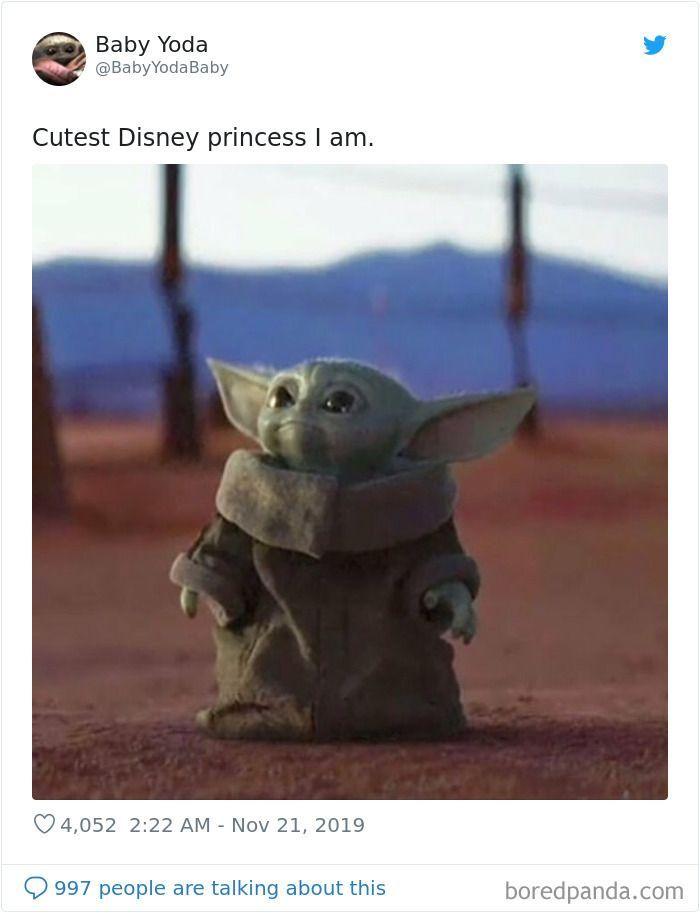 Funnymemes Baby Yoda Memes In 2020 Yoda Meme Funny Babies Funny Memes