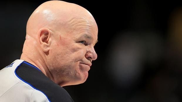 Joey Crawford's Greatest Hits — After yet another incident last night, let's look back at some of Crawford's best moments as a referee.