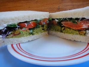 Lentil Burgers | sandwich | Pinterest