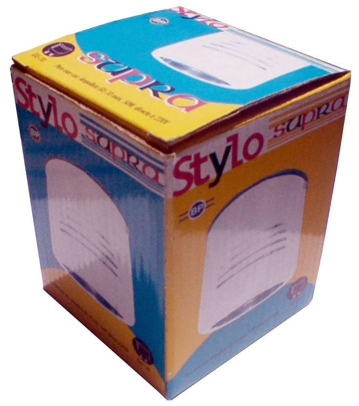 Diseño Stylo Supra