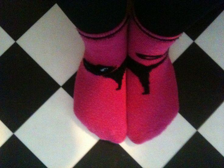Socks from my sister