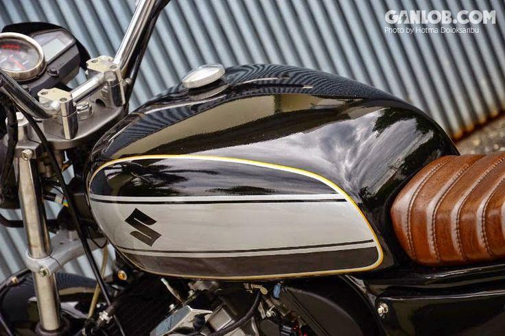 Suzuki Thunder 250 By The Katros