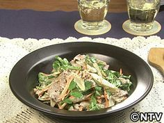 ごぼうと牛肉の最強ペアでごちそうサラダ「ごぼうと牛肉の粒マスタードマヨソース」のレシピを紹介!