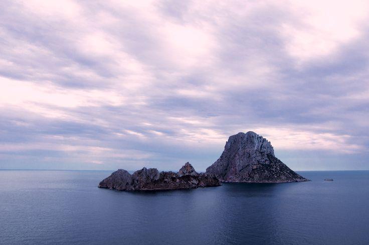 Spain, Ibiza. Es Vedrà. #spain #amazing #sea #sky #island