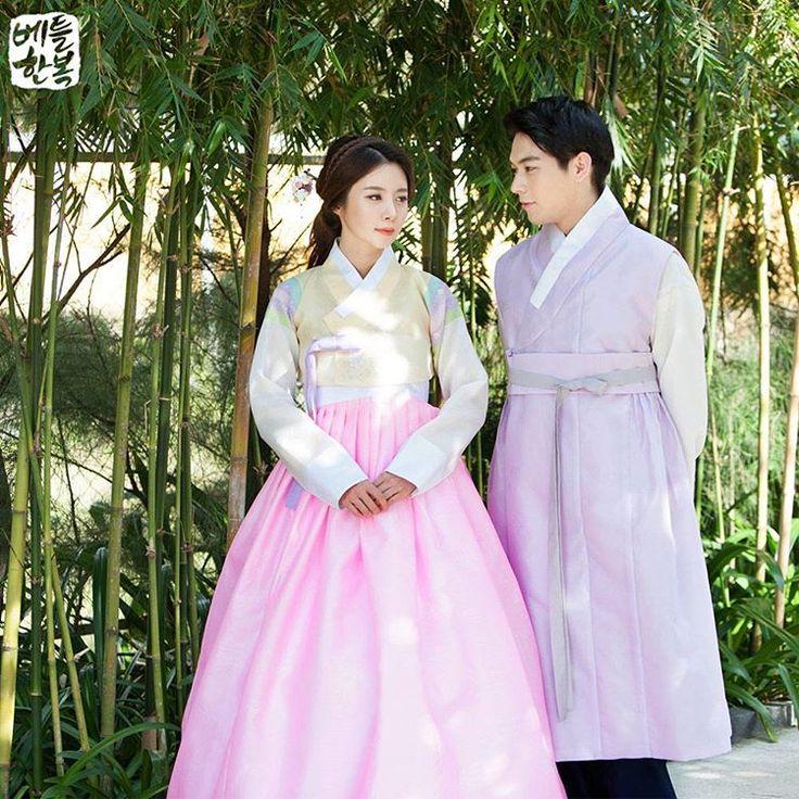 #hanbok #korea #sweet #couple #love #wedding #한복 #베틀한복 #커플 #러블리 #결혼 #웨딩