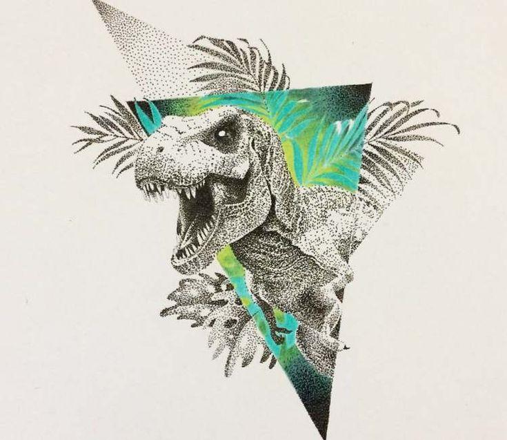 tyrannosaurus rex drawing by kowolik grzegorz  with images