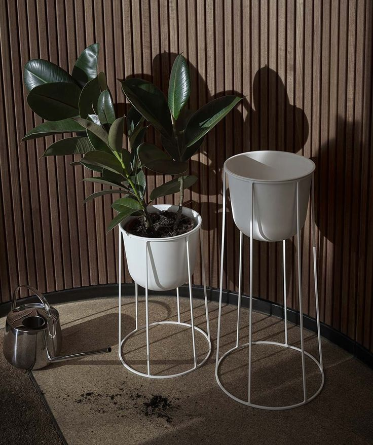 he inspiration for this charming and decorative series came while Kasper Rønn and Jonas Bjerre-Poulsen were visiting a Japanese-inspired garden in L.A. | huntingforgeorge.com