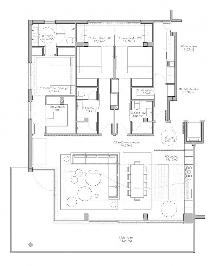 VIVIENDA EN GANDIA I 3 bedrooms, each with it's own ensuite