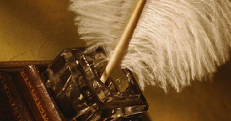 A história da caneta tinteiro de pena. A caneta tinteiro de pena, ou bico de pena, é conhecida por todo o mundo. Ela foi desenvolvida a partir da caneta de junco, um dos instrumentos de escrita mais primitivos. Os documentos escritos com essas canetas incluem a Carta Magna, a Declaração de Independência norte-americana e até a Bíblia.