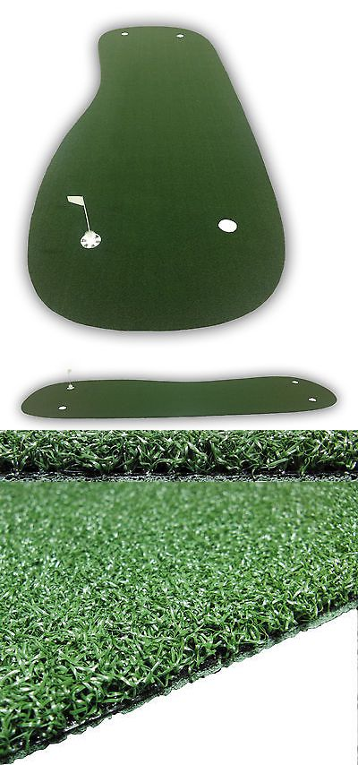 Putting Greens and Aids 36234: 5 Feet X 15 Feet Professional Synthetic Nylon Grass Turf Practice Putting Green -> BUY IT NOW ONLY: $279.99 on eBay!