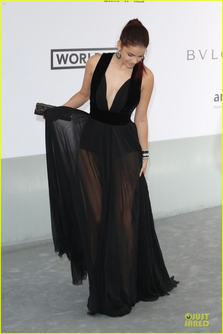 Barbara Palvin Is Sheer Sexy After Hanging Out with Justin Bieber in Cannes! | barbara palvin sheer sexy after hanging with justin bieber 01...