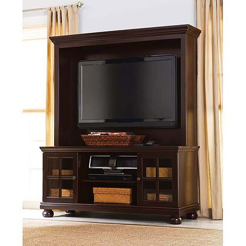 Better Homes And Gardens Tv Stand With Hutch For Tvs Up