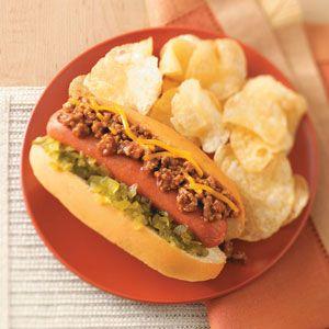 Coney Island Sauce Recipe Taste Of Home