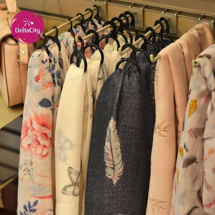 Delta City :: #Accessorize #scarves #women #fashion #store #DeltaCity #Podgorica #Montenegro