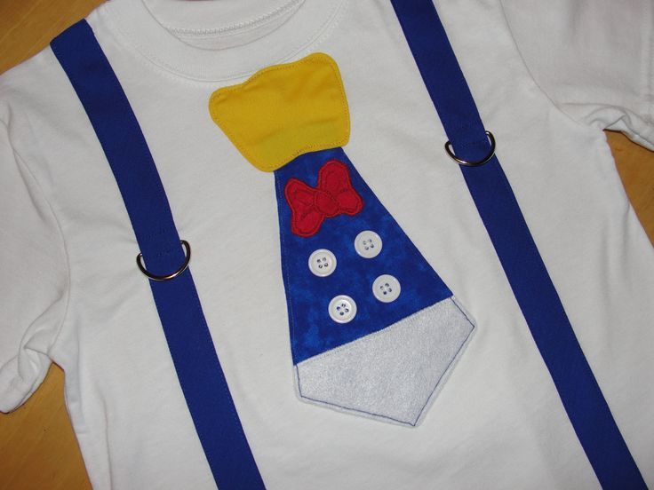 Donald Duck Tie T Shirt With Blue Suspenders Disney Vacation Toddler Disney Clothing, Birthday outfit